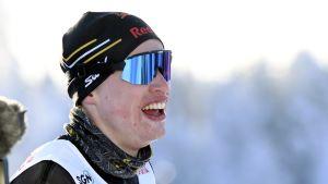 På veckoslutet visade Iivo Niskanen gryende VM-form i samband med FM-tävlingarna i Pyhäjärvi.