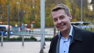 Barnombudsman Tuomas Kurttila