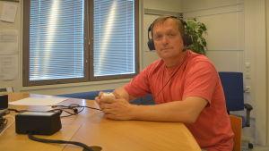 Kristian Forsell, verksamhetsledare i FSO