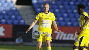 TPS mittback Rasmus Holma.