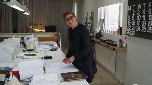 Arkitekt Ann Charlott Hästö.