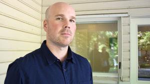 Mikko Välisalo är direktör för Esbo grupphem