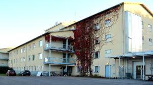 Flyktingförläggning i Borgå