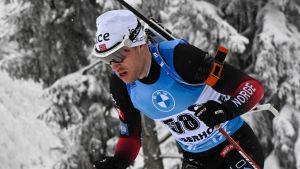 Tarjei Bø tog sin andra världscupseger för säsongen.