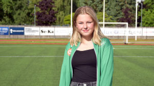 Porträttbild på Emma Möller.