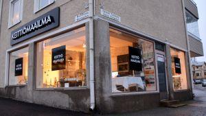 Butiken Keittiömaailma i Lovisa
