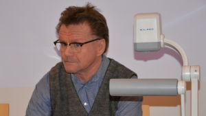 Sjundeås tekniska chef Jorma Skyttä.