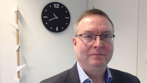 Elisas säkerhetsdirektör Jaakko Wallenius