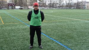 FC TPS tränare Marko Rajamäki