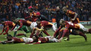 Galatasaray besegrade Juventus