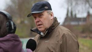 Lasse Alhonen i Munkviken