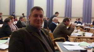 SDP:s Petri Kajander i Raseborg