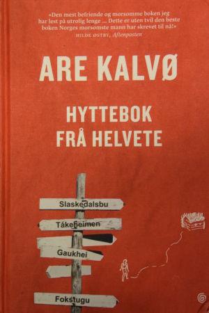 Are Kalvø: Hyttebok frå helvete (2018)
