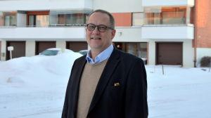 Vasa stadsdirektör Tomas Häyry.