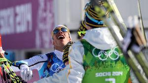 Marcus Hellner, OS 2014.