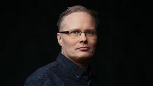 MOT:n toimittaja Lauri Miettinen.