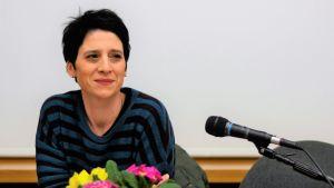 Forskaren Giorgia Serughetti