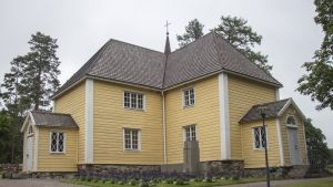 Snappertuna kyrka