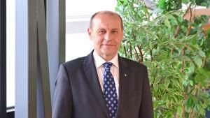 Ari Konttas, stadsstyrelseordförande i Esbo
