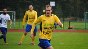 Tom Enberg, FC HIK