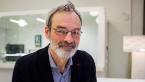 Mikael Hildén, professor vid Finlands Miljöcentral.