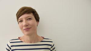 Den tyska journalisten och författaren Petra Ahne