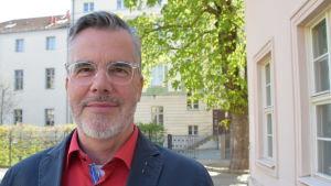 Ekkehard Kluge, varg-management i den tyska delstaten Brandenburg