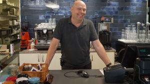 Anders Högberg är orolig för restaurangbranschens framtid.