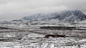Afghanistan har drabbats av mycket snö de senaste dagarna.