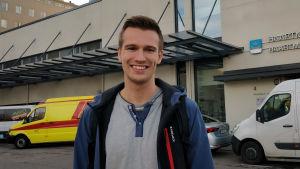 Benjamin Sundqvist.
