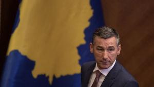 Det kosovanska parlamentets talman Kadri Veseli.