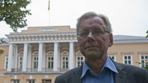 Professor Mikko Hupa, ÅA-rektor fr.o.m. 1.1.2014