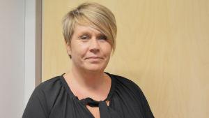 Monica Kainulainen är servicekoordinator för missbrukarvården i Raseborg.