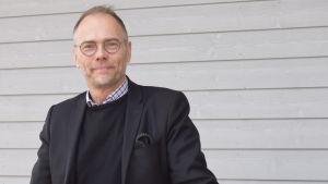Jukka Pietinen, bildningsdirektör i Sjundeå.