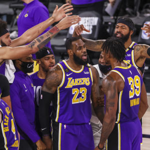 Los Angeles Lakers klart för NBA-final.