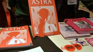 Tidsskriften Astra fick kvalitetspris.