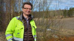 Raimo Parikka, t f verkställande direktör för Kimitoöns vatten.
