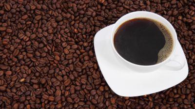 varför är kaffe dåligt