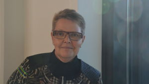 Överläkare Leena Kettunen