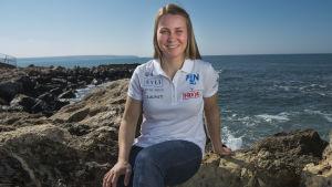 Tuula Tenkanen representerar Finland i OS i Rio.