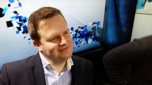 Christoffer Herberts kommenterar inför junorernas hockey VM