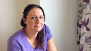 Lotta Carlsson är fysioterapeut och hjälper tortyroffer.