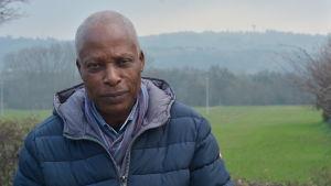 Samuel Kunoun jobbar med integrationsfrågor i italienska Macerata