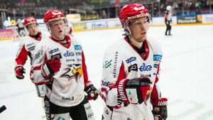 Aleksi Ainali, Antti Kalapudas.