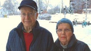 Rainer och Juanita Björklöf