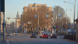 Slottsgatan i Åbo