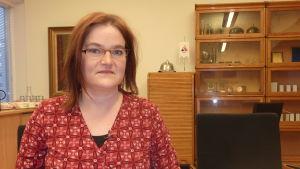 Tuula Kekki specialforskare vid Räddningsbranschens centralförbund