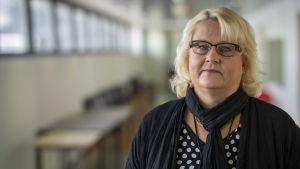 Helsingin sairaala- kuntoutus- ja hoivapalveluiden johtaja Seija Meripaasi