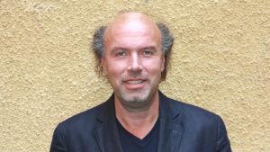 Historikern och författaren Nils-Erik Forsgård.
