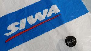 Siwa-kaupan muovipussi (lokakuu 2015, poistuva malli)